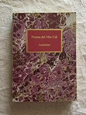 Poema del Mío Cid: Anónimo