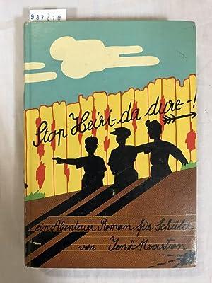 Stop Heiri - da dure.! Ein Abenteuerroman für Schüler: Marton, Jenö: