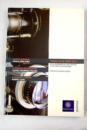 Premio Pilar Miró 2005 de la Academia: AA.VV