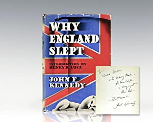 Why England Slept.: Kennedy, John F