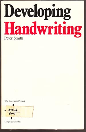 Developing Handwriting - The Language Project Language Guides