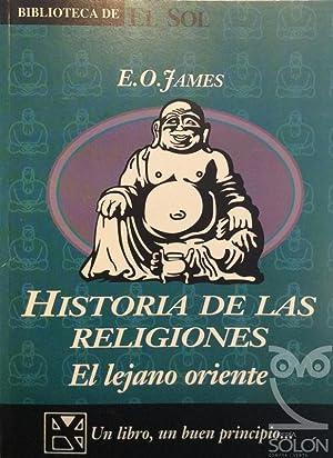 Historia de las religiones - El lejano: E. O. James