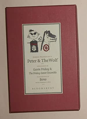 Peter & the Wolf - Performed by: PROKOFIEV, Sergei (Illustrated