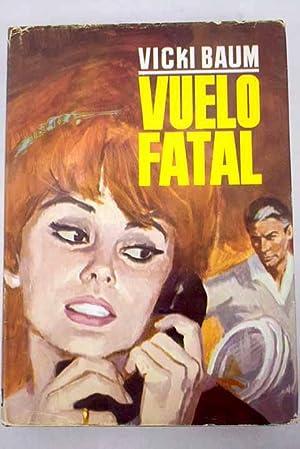 Vuelo fatal: Baum, Vicki