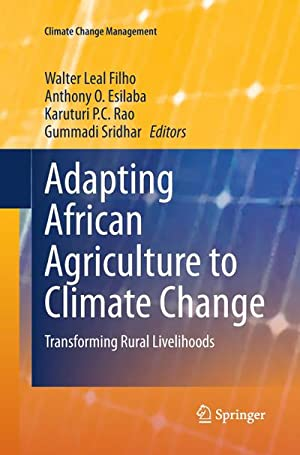 Adapting African Agriculture to Climate Change : Walter Leal Filho