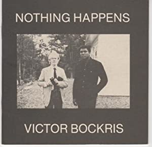 Nothing Happens: Bockris, Victor