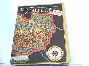 DIE SIRENE. Nummer 9 / 1939. Drittes Aprilheftheft. Sonderheft ! Illustrierte Zeitschrift mit den ...