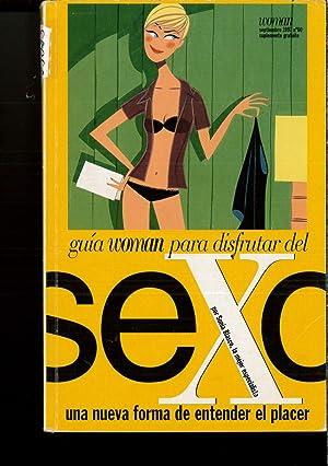 GUIA WOMAN PARA DISFRUTAR DEL SEXO: SONIA BLASCO