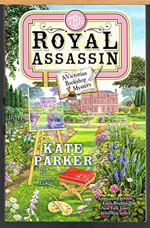 ROYAL ASSASSIN, Victorian Bookshop Mystery #3