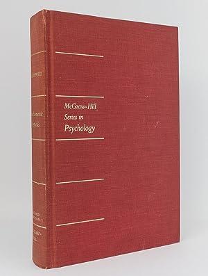 Psychometric Methods : (Reihe: McGraw-Hills Series in Psychology): Guilford, Joy Paul