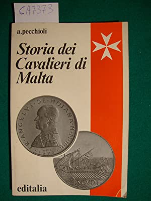 Storia dei Cavalieri di Malta: Pecchioli Arrigo