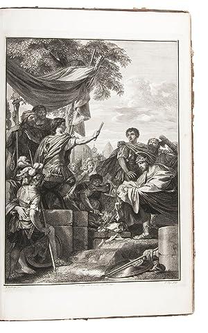 Tafereelen, geschilderd door Gerard de Lairesse, in: LAIRESSE, Gerard de.