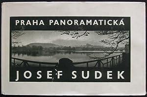 Praha Panoramaticka.: Josef Sudek