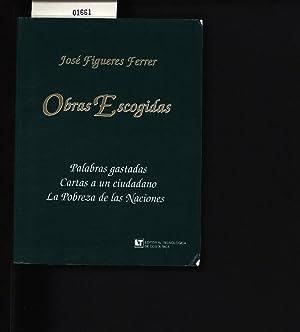 Obras escogidas. .: Figueres, José: