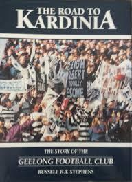 The Road to Kardinia: The Story of: Russell H.T.Stephens