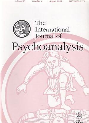 Volume 90. Number 4. The International Journal: Birksted-Breen, Dana (Ed.):