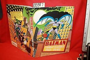 Batman The Sunday Classics 1943-1946: Kane, Bob