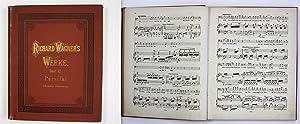 Parsifal. Ein Bühnenweihfestspiel. Vom Orchester für das: Wagner, Richard und