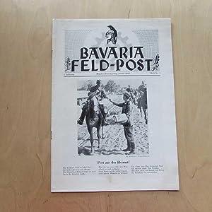Bavaria Feld-Post (3. Jahrgang, Heft Nr. 1): Schneider, Albert, Bavaria Filmkunst GmbH und ...