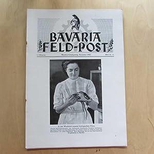 Bavaria Feld-Post (3. Jahrgang, Heft Nr. 11): Fellheimer, M. J. und Bavaria Filmkunst GmbH: