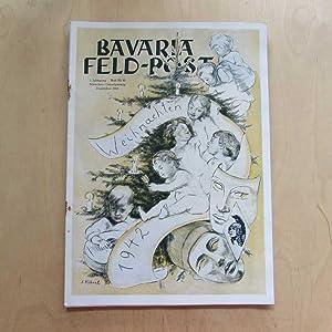Bavaria Feld-Post (3. Jahrgang, Heft Nr. 12): Fellheimer, M. J. und Bavaria Filmkunst GmbH: