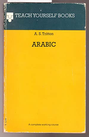 Teach Yourself Books - Arabic