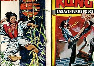 Kung Fu numero 11 (numerado 2 trasera),: Varios