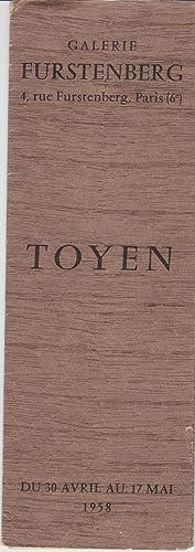 Toyen: Toyen; Breton, Andre;