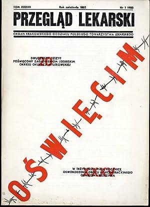 Przeglad Lekarski Oswiecim. [20] R.37 (1980) Seria