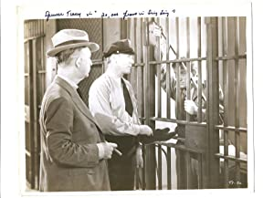 20,000 YEARS IN SING SING-8x10 PROMOTIONAL STILL-JAIL VG