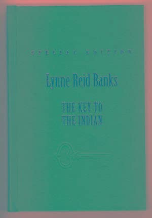 The Key to the Indian by Lynne Reid Banks (First Edition) Signed