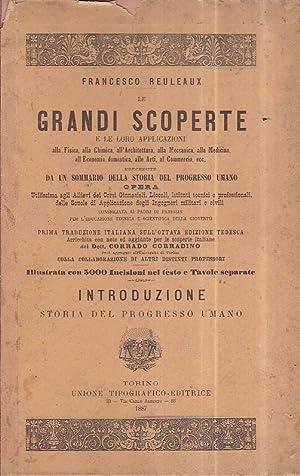 Le grandi scoperte e le loro applicazioni: Reuleaux Franz