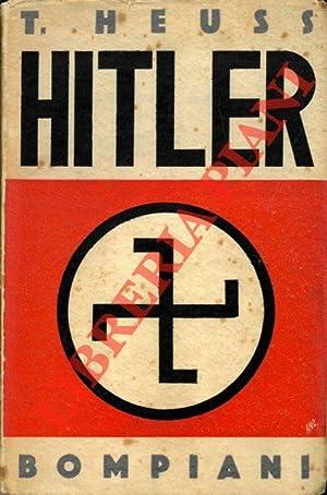 Hitler.: HEUSS Theodor -