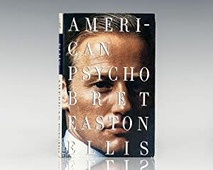 Bild des Verkäufers für American Psycho. zum Verkauf von Raptis Rare Books, ABAA/ ILAB