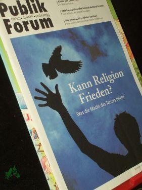 Bild des Verkäufers für 5/2015, Kann Religion Frieden zum Verkauf von Antiquariat Artemis Lorenz & Lorenz GbR