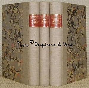 Cités et Pays Suisses. 3 volumes complets.: REYNOLD, Gonzague de.