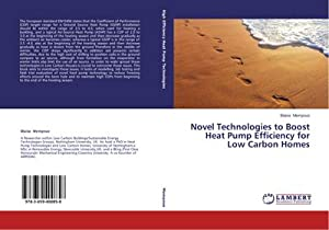 Novel Technologies to Boost Heat Pump Efficiency for Low Carbon Homes: Blaise Mempouo