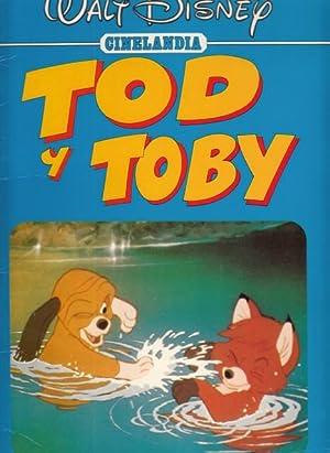 TOD Y TOBY: WALT DISNEY PRODUCTIONS