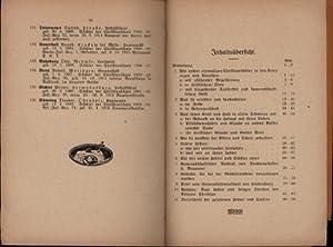 Kriegsgedenkbüchlein der Christianschule,: Habenicht, Karl