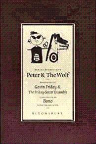 Peter and the Wolf: Performed by Gavin: Prokofiev, Sergei