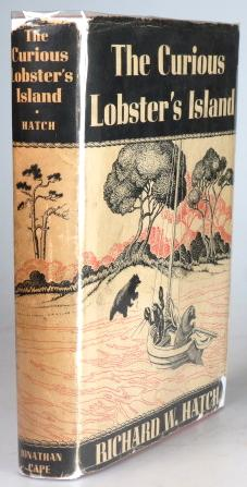 The Curious Lobster's Island. Illustrated by Marion: HATCH, Richard W.