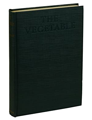 The Vegetable: or, from President to postman: Fitzgerald, F. Scott