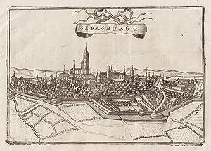 "Gesamtans., ""Strasburgo"".: Strassburg:"