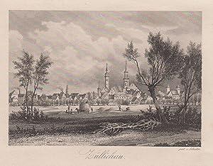"""Gesamtans. """"Züllichau."""".: Züllichau ( Sulechów ):"""