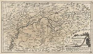 """Kupferstich- Karte, b. Reilly, """"Des Königreichs Ungarn östlicher Theil"""".: Ungarn ( Hungary ..."""