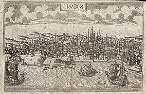 """Gesamtans., """"Lisabon"""".: Lissabon ( Lisboa"""