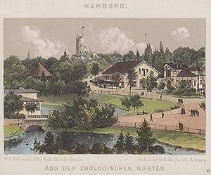 """TA., Zoologischer Garten, """"Aus dem Zoologischen Garten"""".: Hamburg:"""