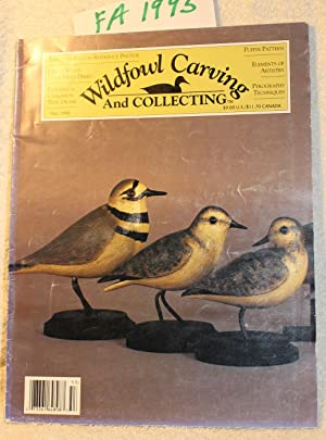 WILDFOWL CARVING and Collecting Fall 1995: Hart, Cathy [Editor-in-Chief]