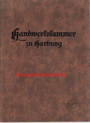 Hhandwerkskammer Hamburg,Zum 25jährigen Jubiläum der Handwerkskammer zu Hamburg. 1900 - 1925,: ...