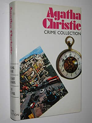 Sparkling Cyanide + The Secret of Chimneys: Christie, Agatha